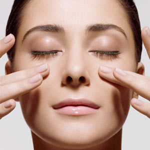 lymphatic face massage